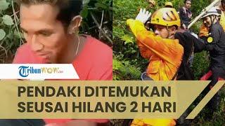 Pendaki Hilang di Gunung Andong Ditemukan di Jurang Sedalam 30 Meter, Tim SAR: Heran, Tanpa Luka