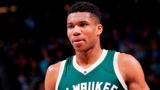 Giannis Antetokounmpo's INSANE 2017 Regular Season Mixtape!
