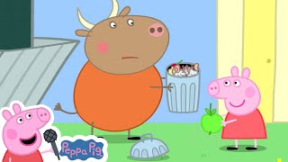Peppa Recycling Song | Peppa Pig Songs | Peppa Pig Nursery Rhymes & Kids Songs