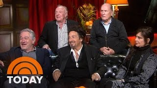 'Godfather' Reunion: Al Pacino, James Caan, Robert Duvall Reveal Secrets | TODAY