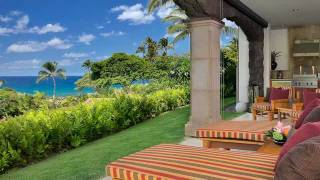 preview picture of video 'D102 Wailea Beach Villas Maui Hawaii Oceanfront Vacation Rental'