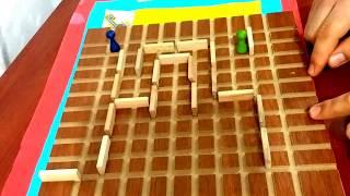 7 dk' da Koridor Oyunu Nasıl Oynanır? Kurallar ve Taktikler