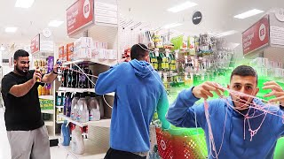 HE REALLY DID THIS TO ME IN PUBLIC! *SHE CAUGHT US*