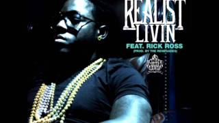 Ace Hood Ft. Rick Ross - Realist Livin Instrumental