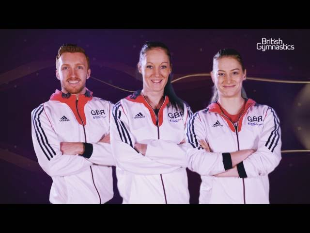 Meet Team GB's Trampoline Gymnasts #Rio2016