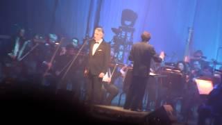 Marechiare, Andrea Bocelli live in concert June 14th 2012, Herning/Denmark