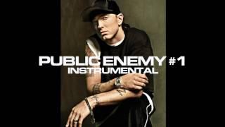 Eminem - Public Enemy #1 (Instrumental)