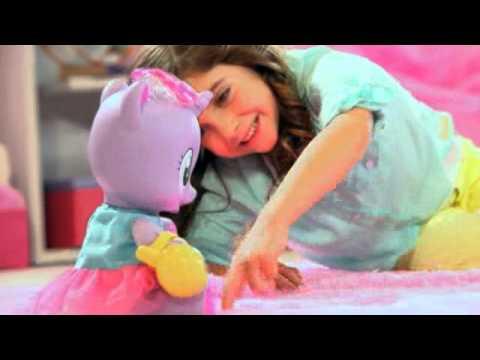My Little Pony Interaktywny Kucyk Połaskocz Mnie Lily | zabawkiTV