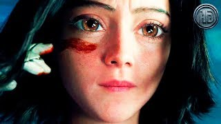 Фильм «Алита: Боевой ангел» — Русский трейлер #3 [2019]