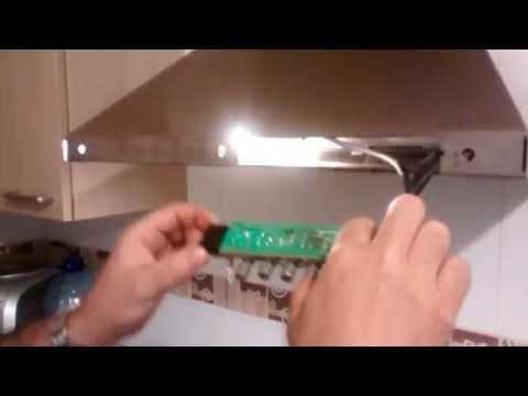 reparacion de campana extractora