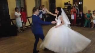 Професійна постановка весільного танцю - Олег і Христина
