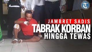 Tabrak Korbannya hingga Tewas, Seorang Jambret di Surabaya Hampir Dibakar Warga