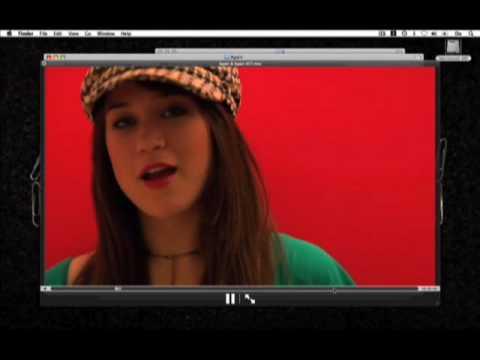 Mac Desktop Music Video