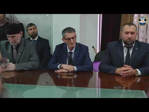 В Миннаце ЧР остоялась церемония награждения воинов интернационалистов из ЧР