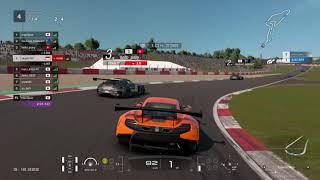 FIGHT FROM POS.7!| MP4-12C Gr.3 Sport online battle | GT SPORT PS4