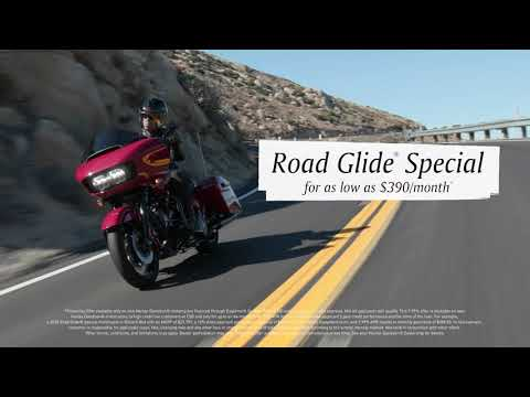 2020 Harley-Davidson Road Glide® Special in Scott, Louisiana - Video 1