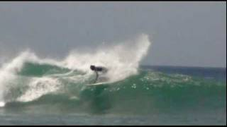 preview picture of video 'Senegal Summer 2011 - Surf spot Ouakam - Rider Mour Mbengue'