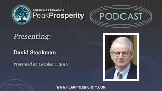 David Stockman: America Now Lives Under A