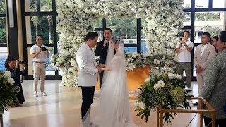 Edric Tjandra dan Venny Chandra Resmi Menjadi Suami Istri