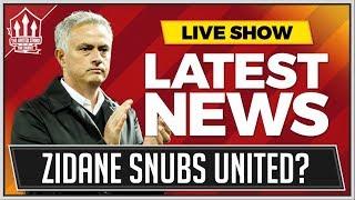 United Stuck With Mourinho! Man Utd News Now