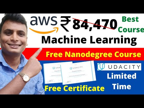 AWS Machine Learning NanoDegree Free Certification Course ...