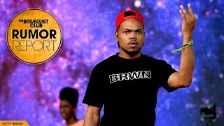 Chance The Rapper Tries Stand-Up Comedy, Fails Miserably
