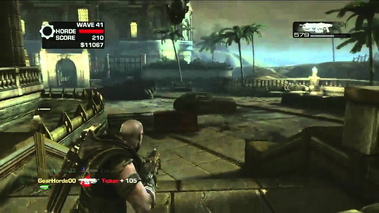 Here's Ice-T's Chainsaw Kill In Gears Of War 3