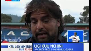 AFC Leopards yaizaba Chemilil Sugar 2-0