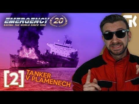TANKER V PLAMENECH! | Emergency 20 #02