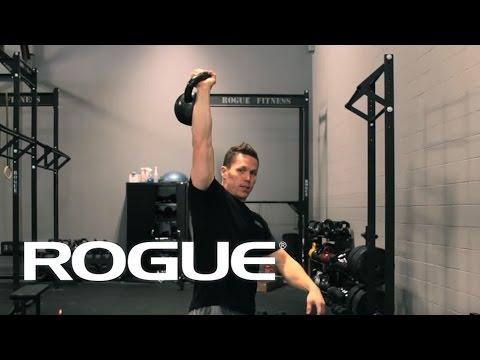 Movement Demo - One Arm Kettlebell Snatch