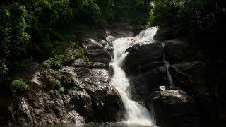 Meenmutty Falls, Thiruvananthapuram