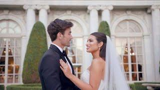 Ashley I & Jareds Fairytale Wedding - Rosecliff Mansion, Newport RI