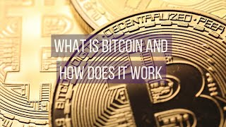 What is Bitcoin – Part 1