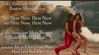 Dus Bahane 2.0 Lyrics – Baaghi 3   kk   Shaan   - YouTube