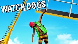 ОПАСНЫЙ ПАРКУР ПО МОСТАМ! (Watch Dogs 2)
