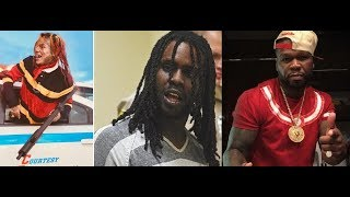 6ix9ine Flips a Line from Chief Keef