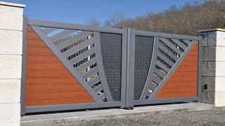 Beautiful Iron Gate Design For Home Ll Gar Ka Gate