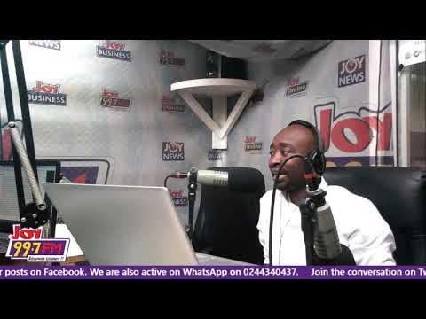 NHIS - #JoySMS on Joy FM (16-9-19)