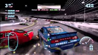 FAILS -NASCAR Inside Line (Crash Compilation)
