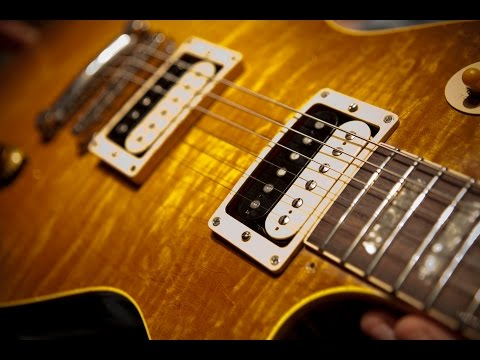Slash's Appetite for Destruction Guitar visits Seymour Duncan
