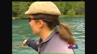 Fishing Report: Sockey and Trout on Kenai River