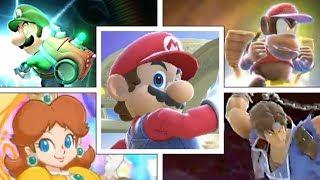 Super Smash Bros Ultimate: All Final Smashes [OLD - See Description]