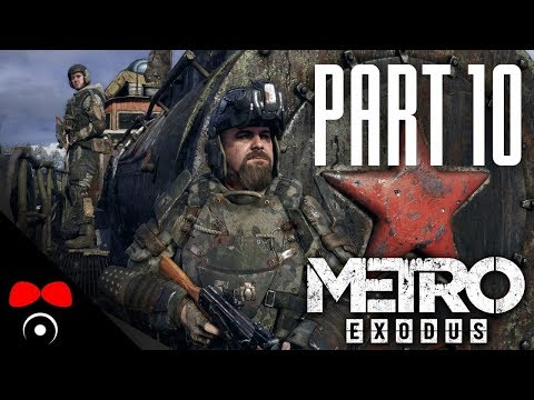 PÍSEČNÝ RADOVÁNKY! | Metro Exodus #10