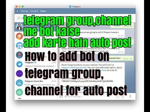 Telegram Group Adder