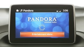 How To Access Internet Radio Apps (MZD Connect)