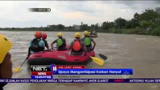 Antisipasi Korban Hanyut Di Sungai Lematang Polres Lahat Adakan Patroli Sungai  NET 16