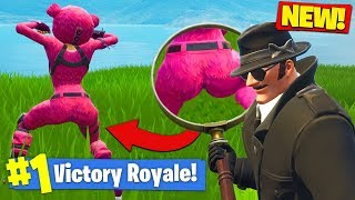 How To Use *NEW* DETECTIVE SKIN In Fortnite Battle Royale!
