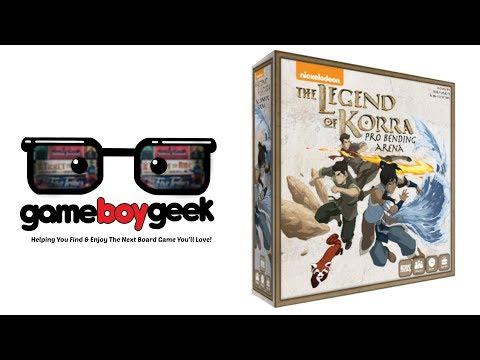 The Game Boy Geek Previews Legend of Korra