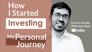 How I became a stock market investor | My Stock Market Investing Journey