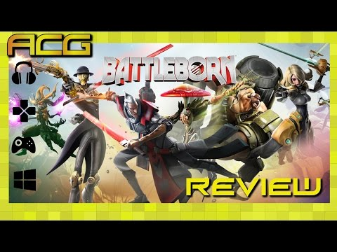 "Battleborn Review ""Buy, Wait for Sale, Rent, Never Touch?"" - YouTube video thumbnail"